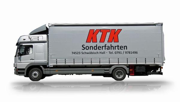 12 Tonnen LKW EURO 5 - Curtainsider / Schiebeverdeck / Ladebordwand